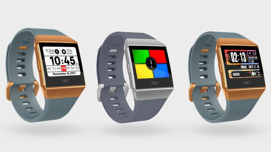 Fitbit Ionic Update Adds More Apps and Watch Faces