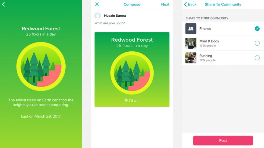 Earning it: Everything you need to know about Fitbit Badges