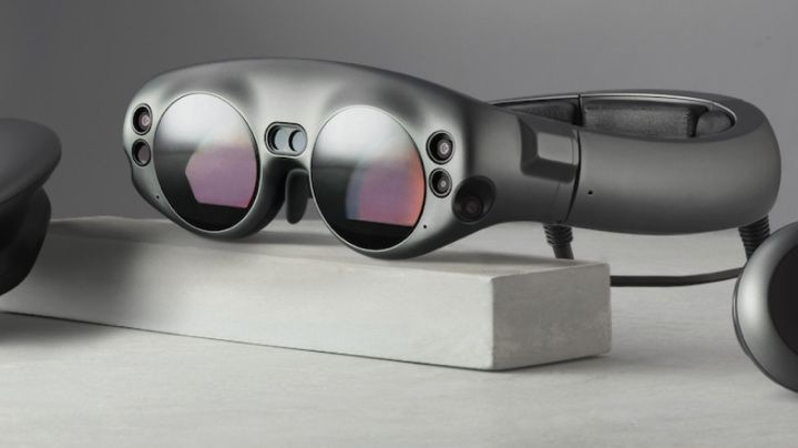 Magic Leap reveals its new augmented-reality smart glasses