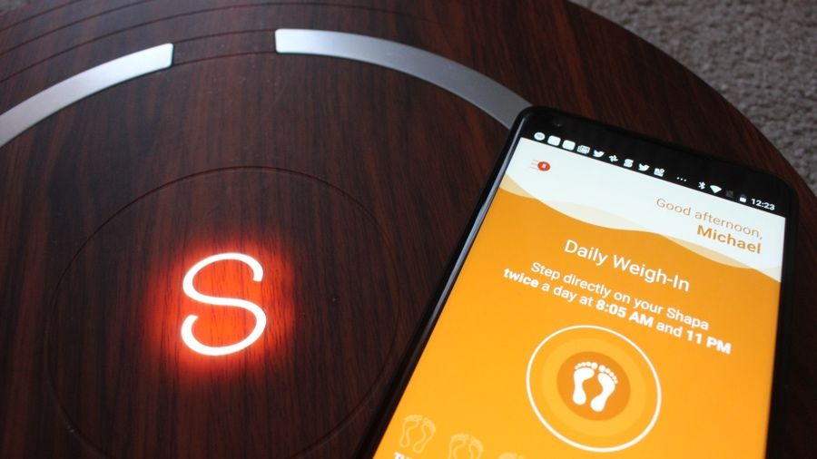 Shapa's AI-powered smart scale sticks two fingers up to numbers