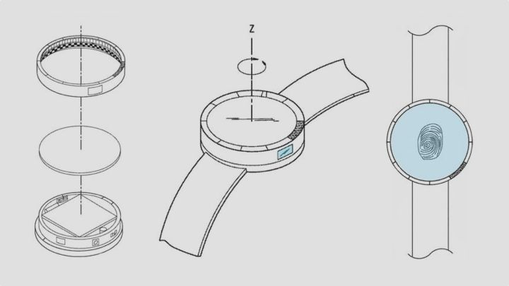Samsung Gear S4 could feature batteries within its watch straps to give you a boost