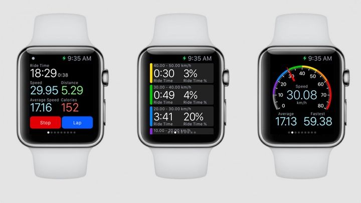 The best Apple Watch apps for cycling