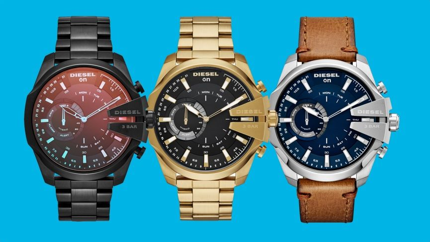 This is what Fossil Group's designer hybrid collections for Spring 2018 look like