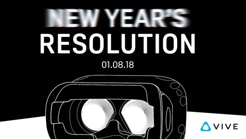 Field of View: HTC is teasing a new resolution for CES 2018
