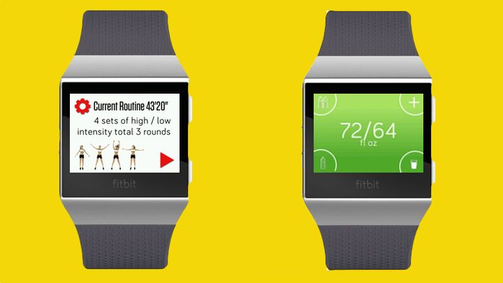 Fitbit held a challenge to make new Ionic smartwatch apps - here's who won