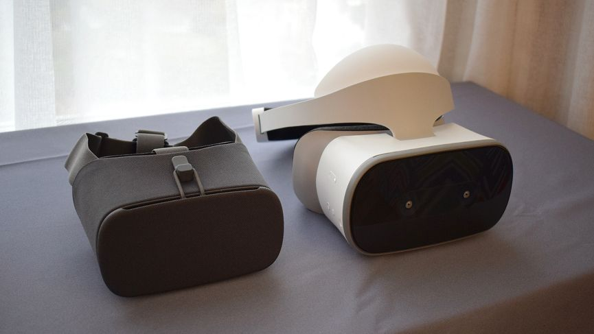 First Look: Lenovo Daydream takes VR totally standalone - with limits
