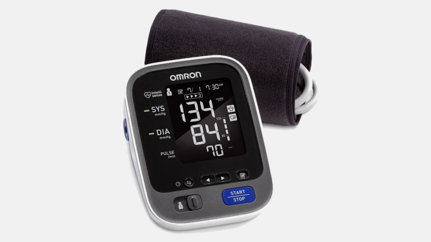 The best smart blood pressure monitors