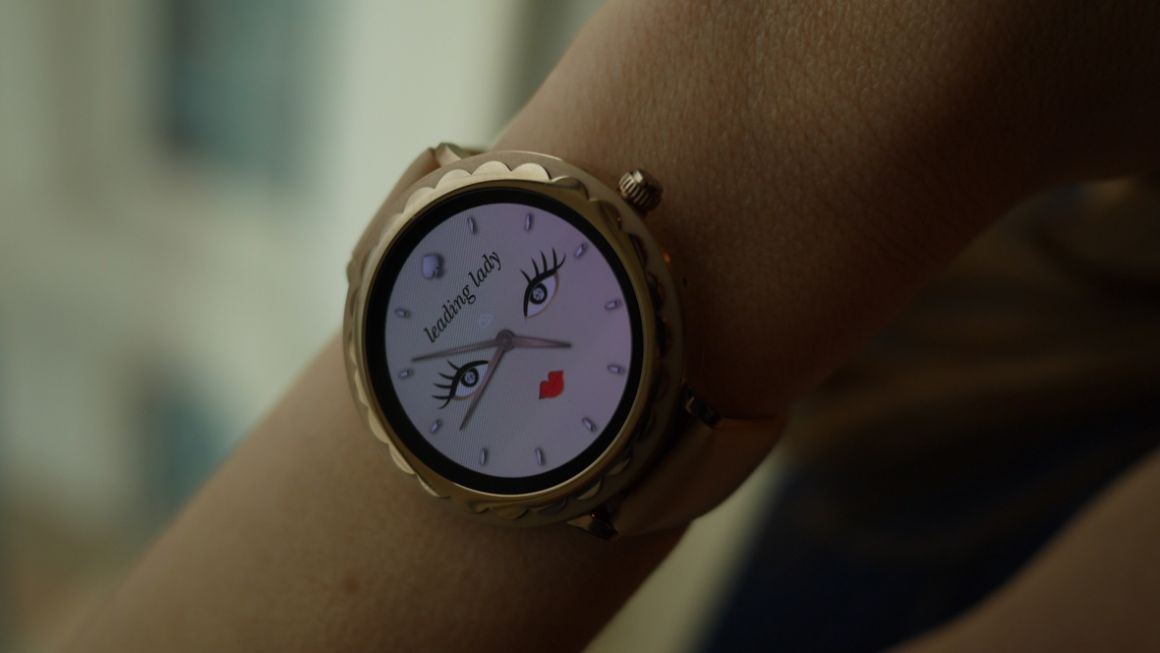 Kate Spade New York first look: Android Wear gets super styled