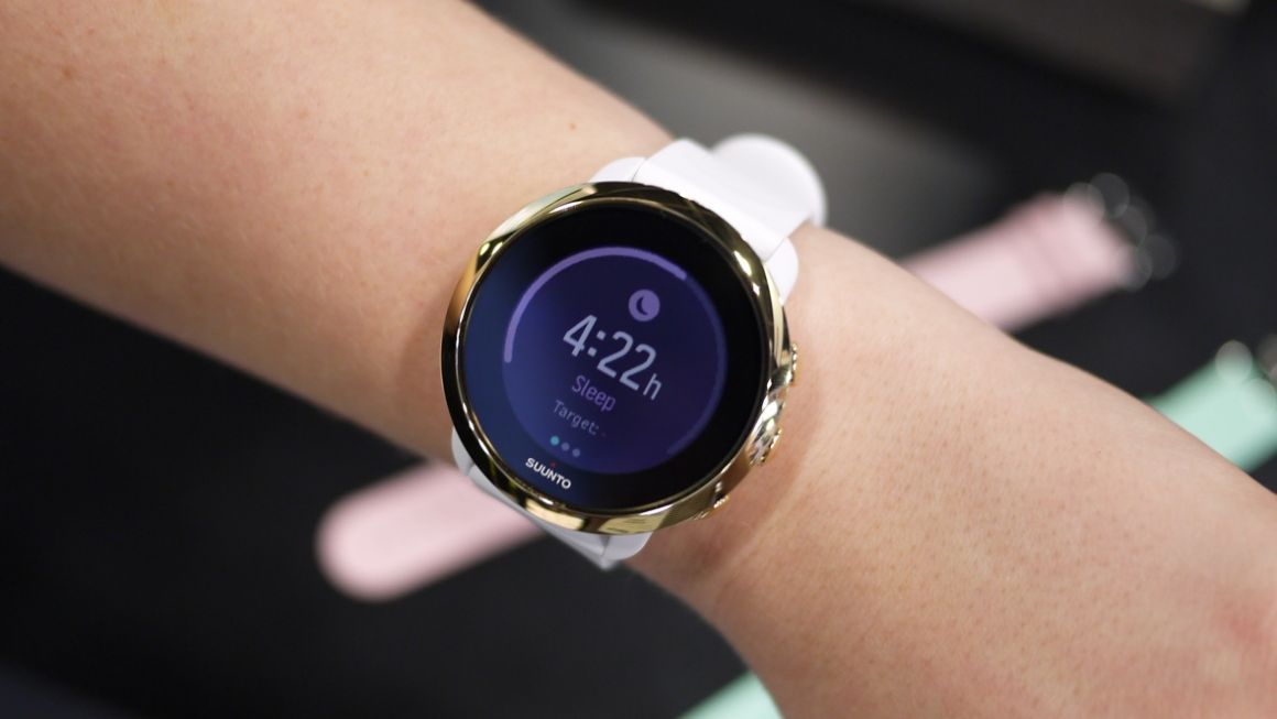 Suunto 3 Fitness first look: Smart trainer works on your VO2 Max