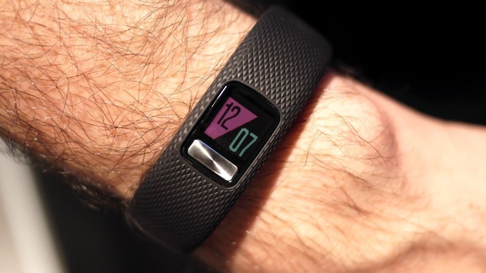 Garmin Vivofit 4 first look: Fitness tracking has never been simpler