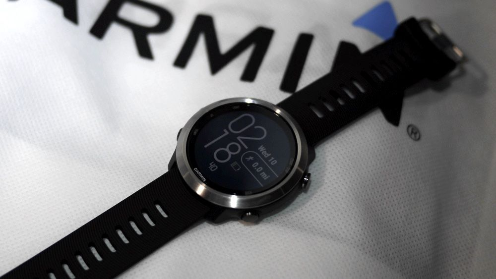 Garmin Forerunner 645 Music first look: Running to the beat
