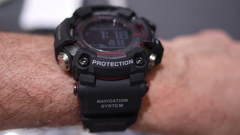 Casio's hybrid sports watch will come with solar powered GPS to track your exercise