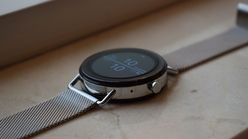 Skagen Falster first look: A smartwatch that does more, by doing less