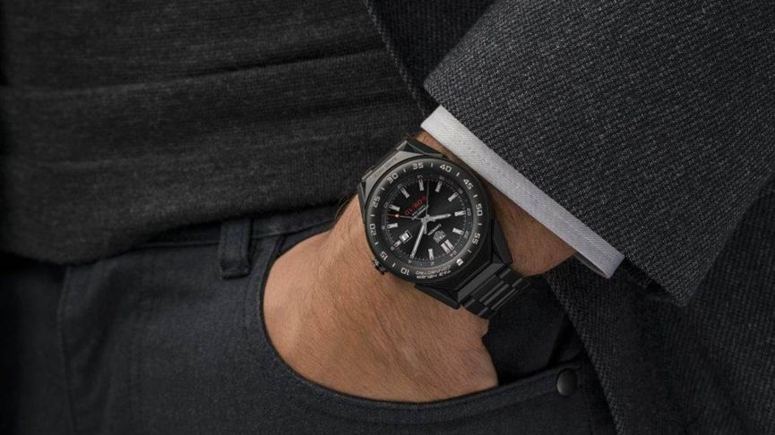 Tag Heuer Connected Modular 41 shrinks last year's stylish smartwatch