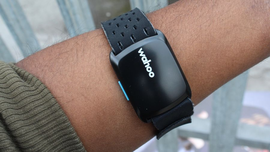 Living with Wahoo Tickr Fit: Moving heart rate monitoring to the arm