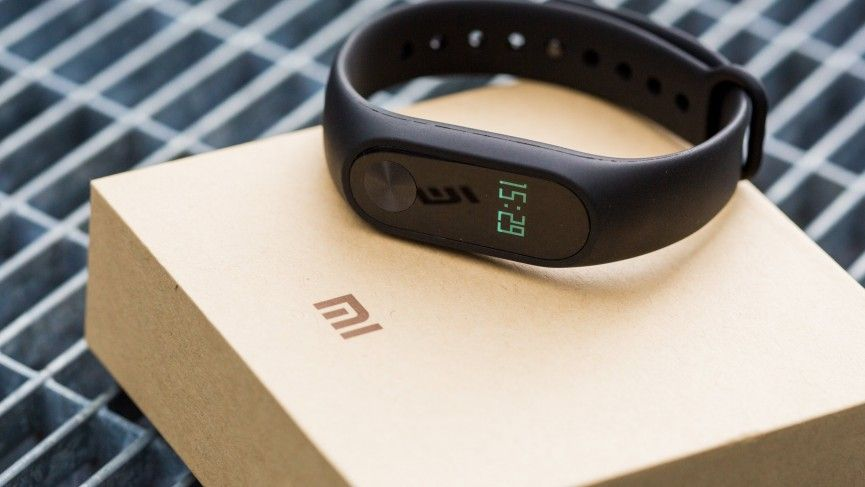 And finally: The Xiaomi Mi Band 3 is on the way