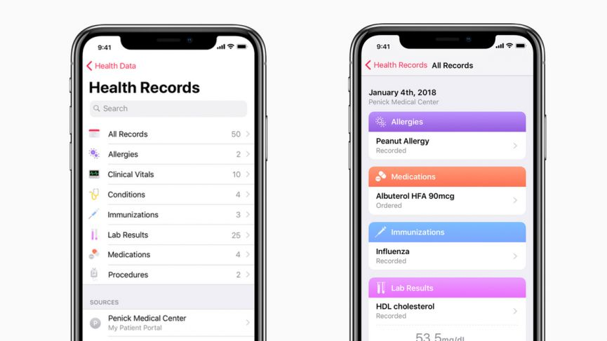 Breaking records: What you need to know about Apple's new Health Records feature