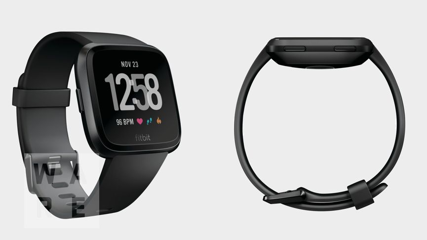 Fitbit's 'mass appeal' smartwatch revealed: pics and info on the upcoming wearable