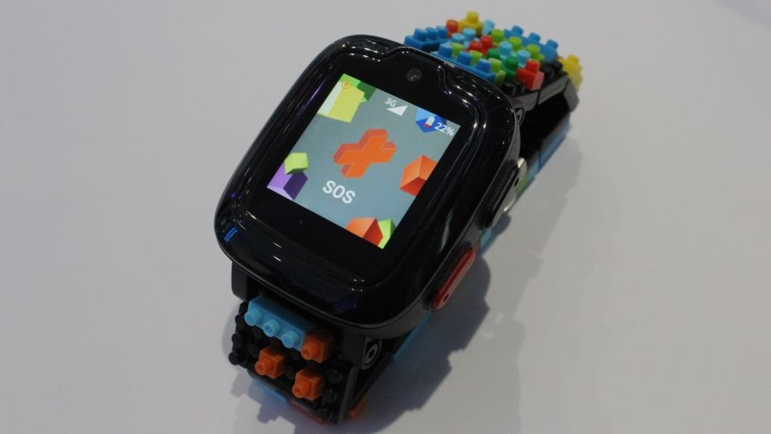Omate's new kids smartwatch combines safety with Lego-inspired design