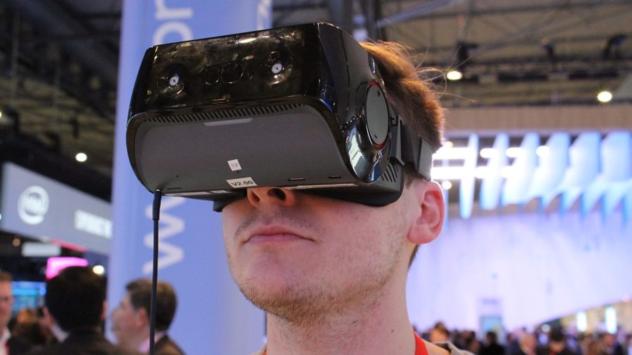 Qualcomm's Snapdragon 845 standalone headset gives us a window into the future