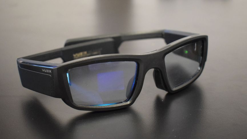And finally: Carl Zeiss is working on the smartglasses of tomorrow