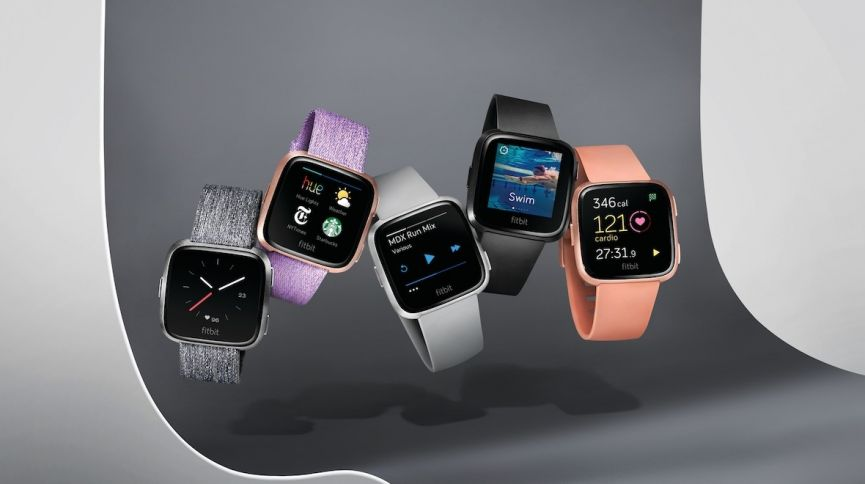 New Fitbit Versa takes aim at Apple Watch