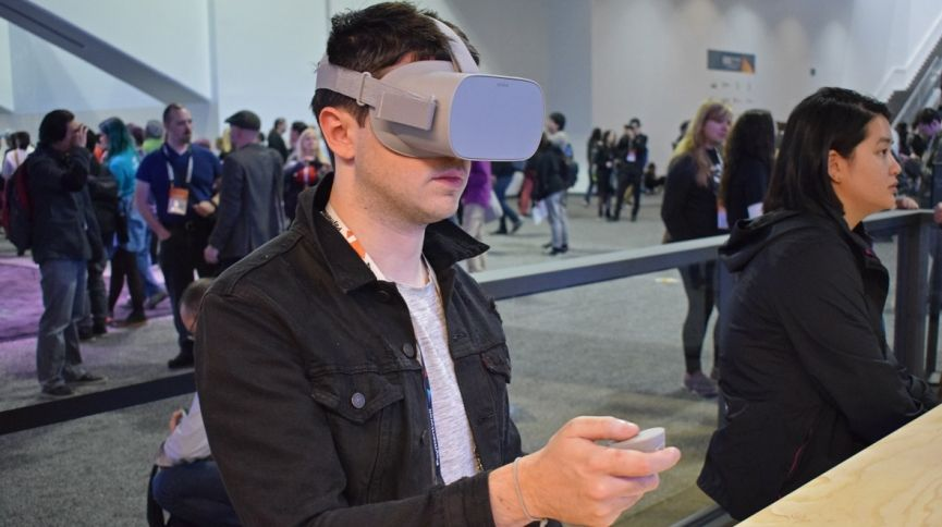 The standalone VR headsets are coming