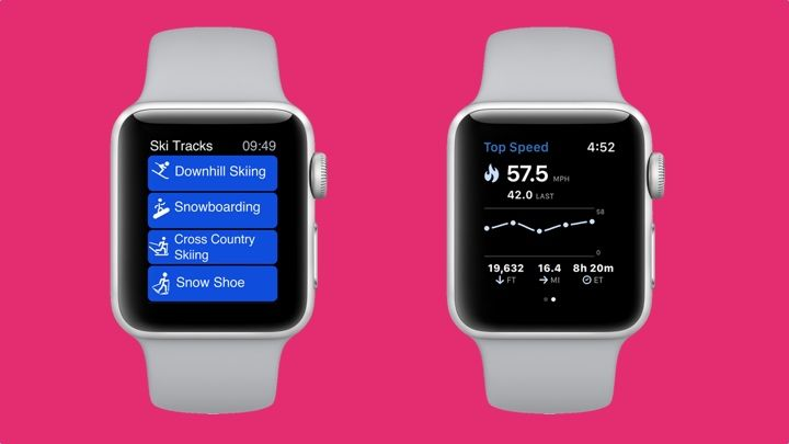 Apple Watch Series 3 will now track your skiing and snowboarding