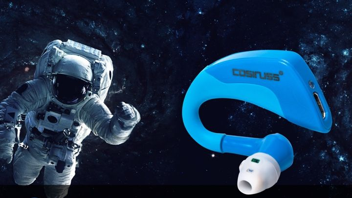 NASA wants new wearables to launch into space - Cosinuss could be one of them