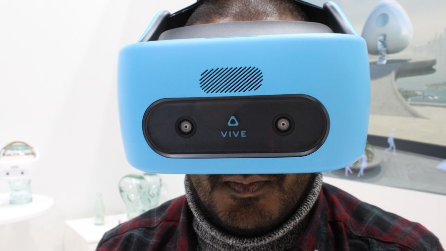 HTC Vive Focus is the kind of standalone VR headset we need to see more of