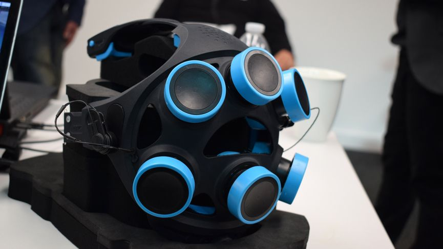 Among the latest bunch of Vive X startups, mind-reading headsets and the Pied Piper of VR
