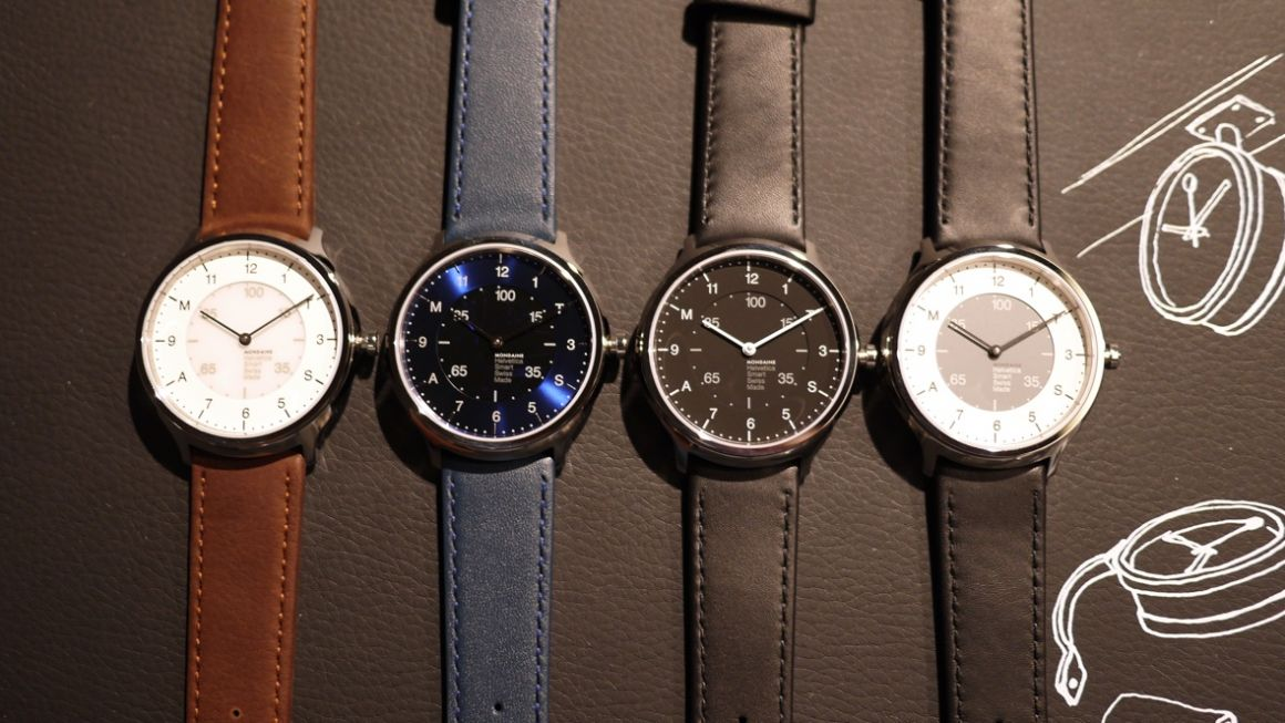First look: Mondaine Helvetica Regular Smartwatch ups the stakes