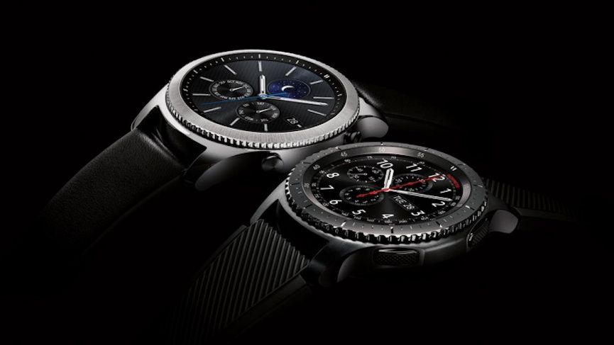 And finally: The Samsung Gear S4 will come with more in-depth sleep tracking