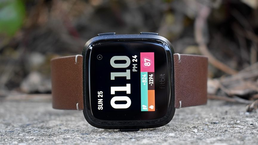 Fitbit Versa review [TO COPY OVER]