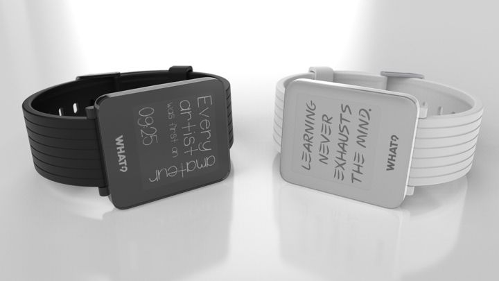 Quotes Watch wants to give you a more meaningful smartwatch experience