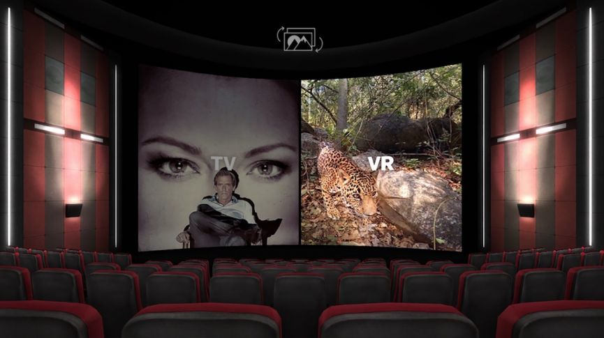 Week 7: Husain's VR diary - Trying to turn VR into movie-watching heaven