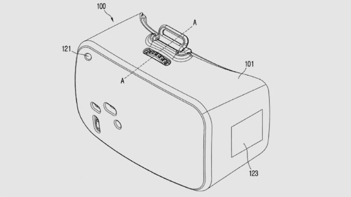 Field of view: LG could be working on a mobile VR headset with adjustable lenses