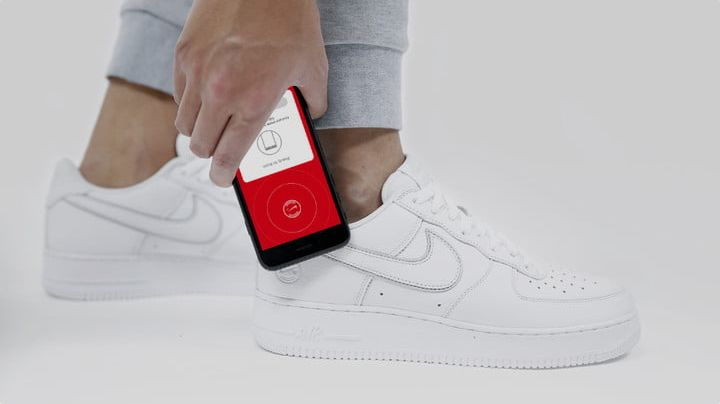 And finally: Nike's will debut connected shoes, but don't expect them to track your run
