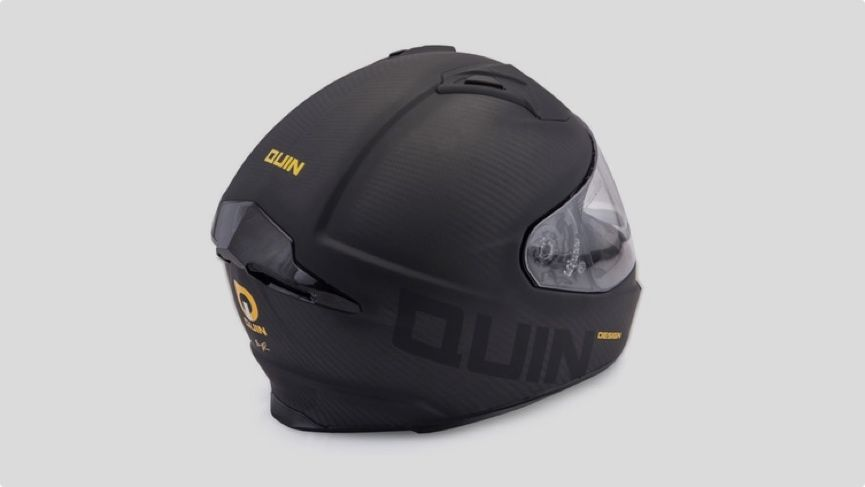 Quintessential Design is focused on bringing true safety smarts to motorcycle helmets