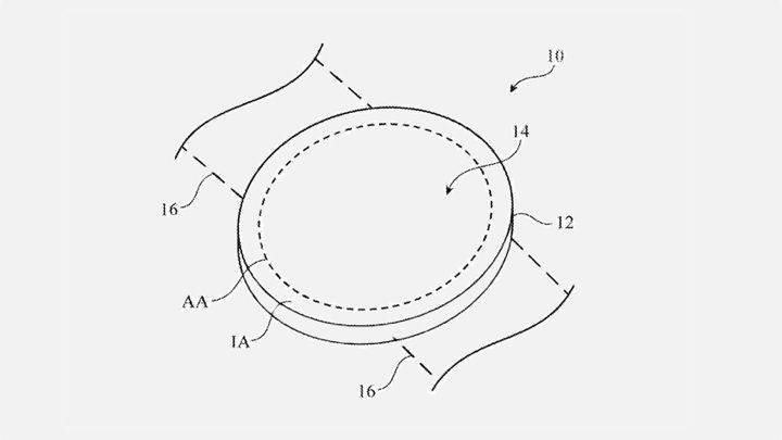 Apple wins patent that hints at a new round-faced Apple Watch