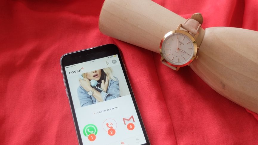 Fossil Q Neely review