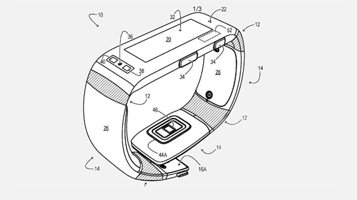 Microsoft Band maybe isn't dead after new patents surface