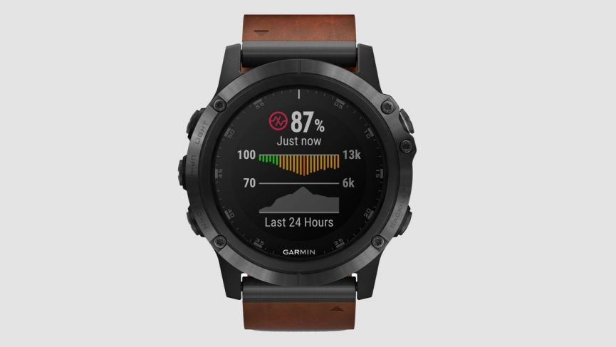 Garmin Fenix 5 Plus range offers new music, payment and fitness features