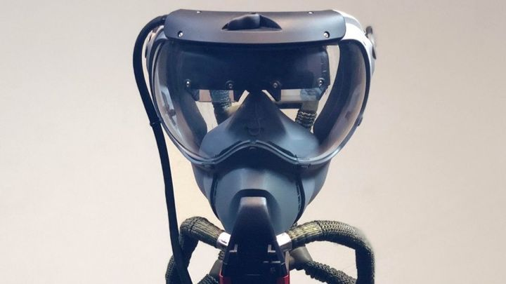 ODG's AR oxygen mask is built to save pilots' lives