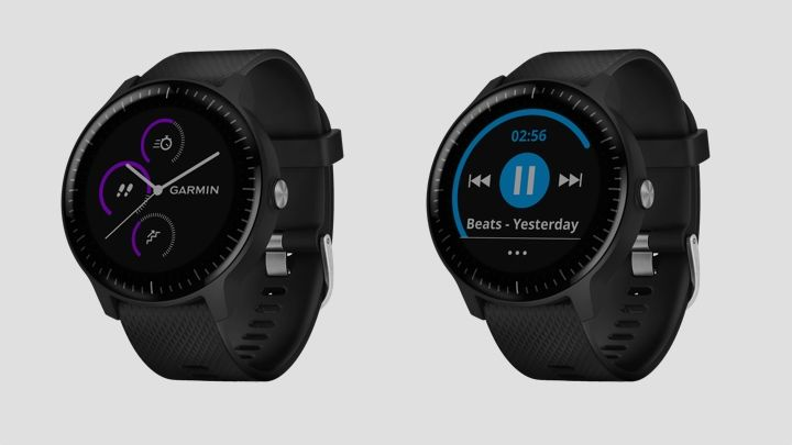 The Garmin vivoactive 3 Music has storage for 500 songs