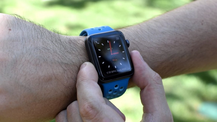 And finally: Future Apple Watch may be able to warn you about sunburn