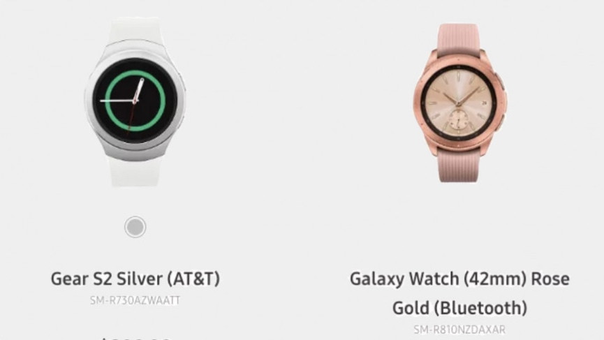 Charged Up: The Galaxy Watch feels underwhelming next to the Apple Watch