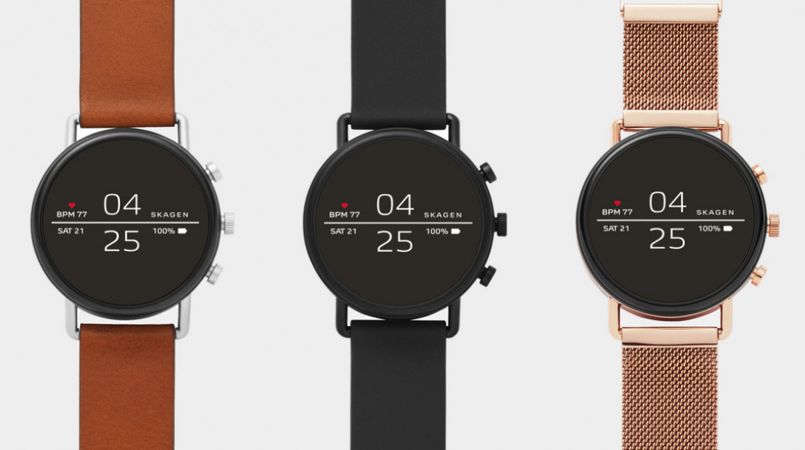 Charged up: Fossil Group's fashion watches are killing it right now