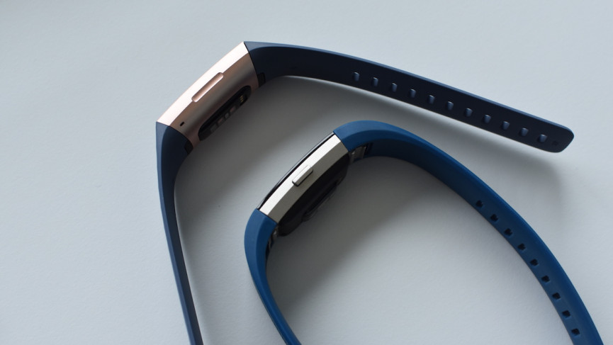 Fitbit Charge 3 hands-on: Slim, good looking and feature packed