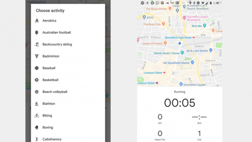 How to use Google Fit: Get set with the Android, Wear and